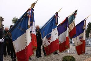 Célébration de l'armistice du 8 mai 1945