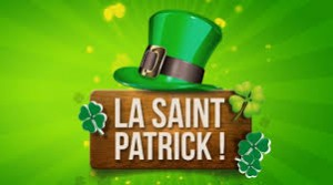 Soirée de la St-Patrick