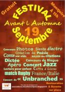 Festival Avant l'Automne
