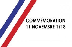 COMMÉMORATION DU 11 NOVEMBRE.