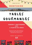 6ème Edition des Tables Gourmandes