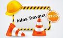 TRAVAUX SUR RD30 ET RD61