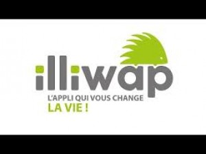 Application ILLIWAP sur la commune