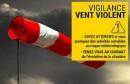ALERTE METEO VENT VIOLENT